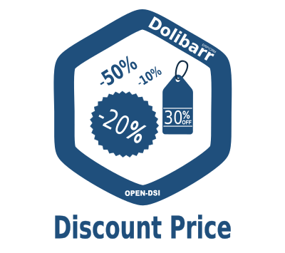 Discount Price (module Dolibarr)