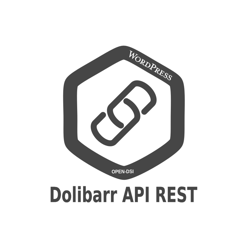 Module wordpress - Dolibarr API REST - logo