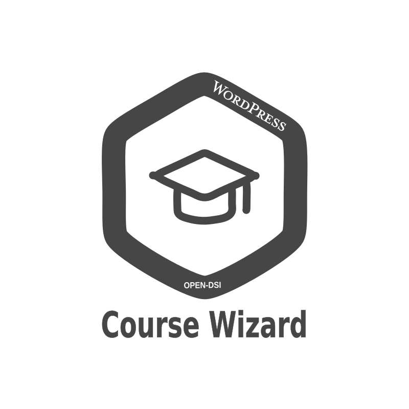 Module Wordpress - Course Wizard